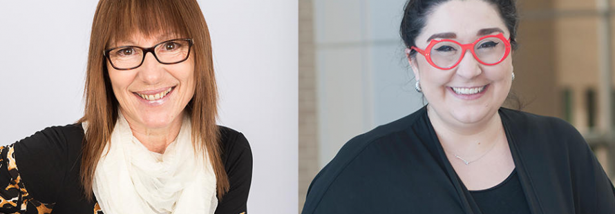 Bonnie Lashewicz and Zahra Goodarzi will evaluate promising interventions for residents and workers in long-term care facilities