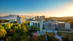 Campus of UBC